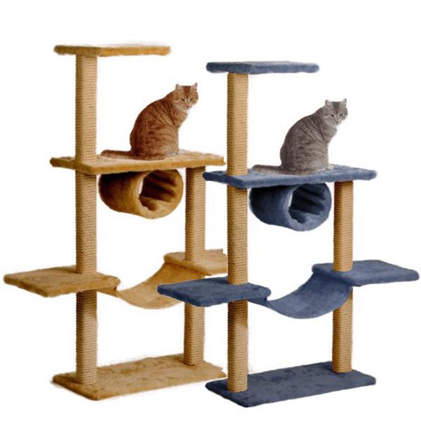 den kratzbaum f r ihre katze sicher und bequem auf rechnung kaufen. Black Bedroom Furniture Sets. Home Design Ideas
