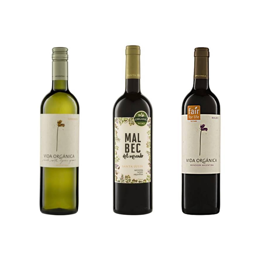 Zuccardi 3er Wein-Set
