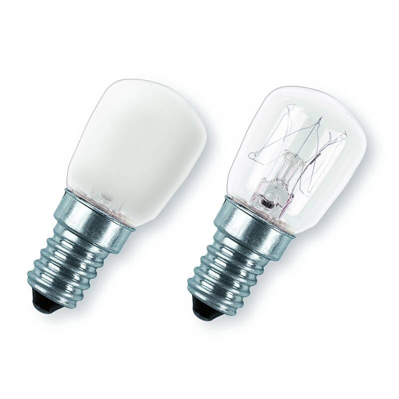 Kolbenlampe T26 15W matt 230V E14 für Kühlschrank und Nähmaschine