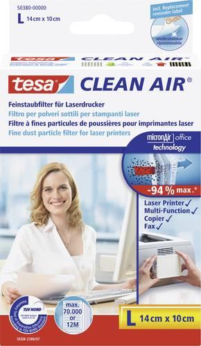 TESA Clean Air L Laserdrucker Filter Feinstaub Selbstklebend 1St.