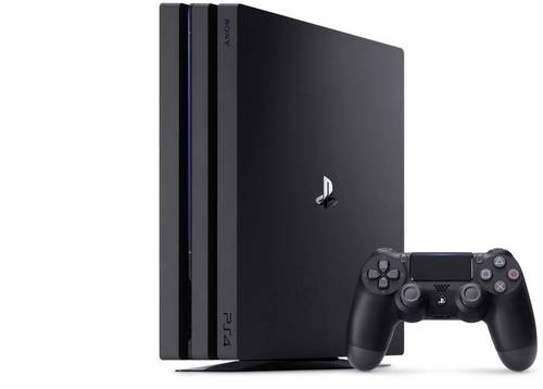 Sony Computer Entertainment Playstation® 4 Konsole Pro 1TB Schwarz