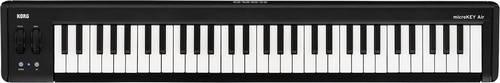 KORG microKEY2 Air 61 MIDI-Keyboard Schwarz Minitasten