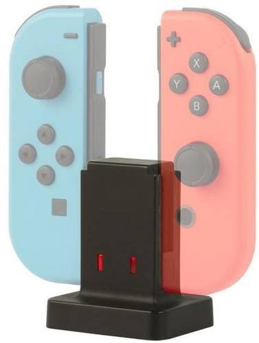 Konix KX Dual Switch Joycon Charger Controller-Ladestation Nintendo Switch