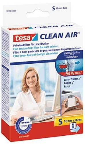 TESA Clean Air S Laserdrucker Filter Feinstaub Selbstklebend 1St.