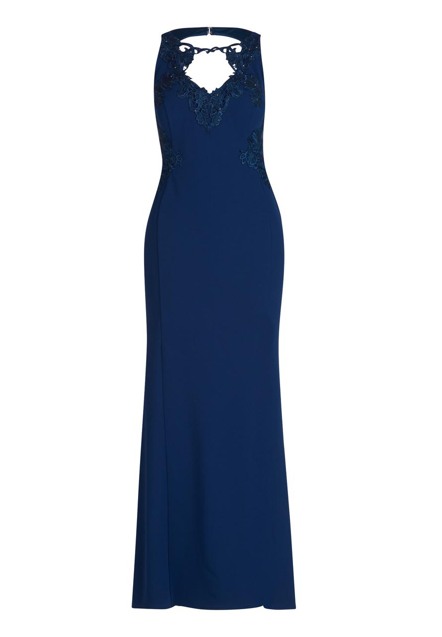 Vera Mont Vera Mont Abendkleid , Festival Blue in Größe 32