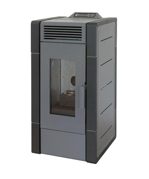 Ximax Pelletofen X11 mit integriertem Display-schwarz