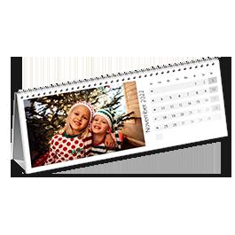 Kalender erstellen 2020 mit Foto (Tisch-Kalender quer)