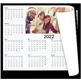 Foto-Jahresplaner selbst gestalten 2020 (Foto-Jahresplaner A2)