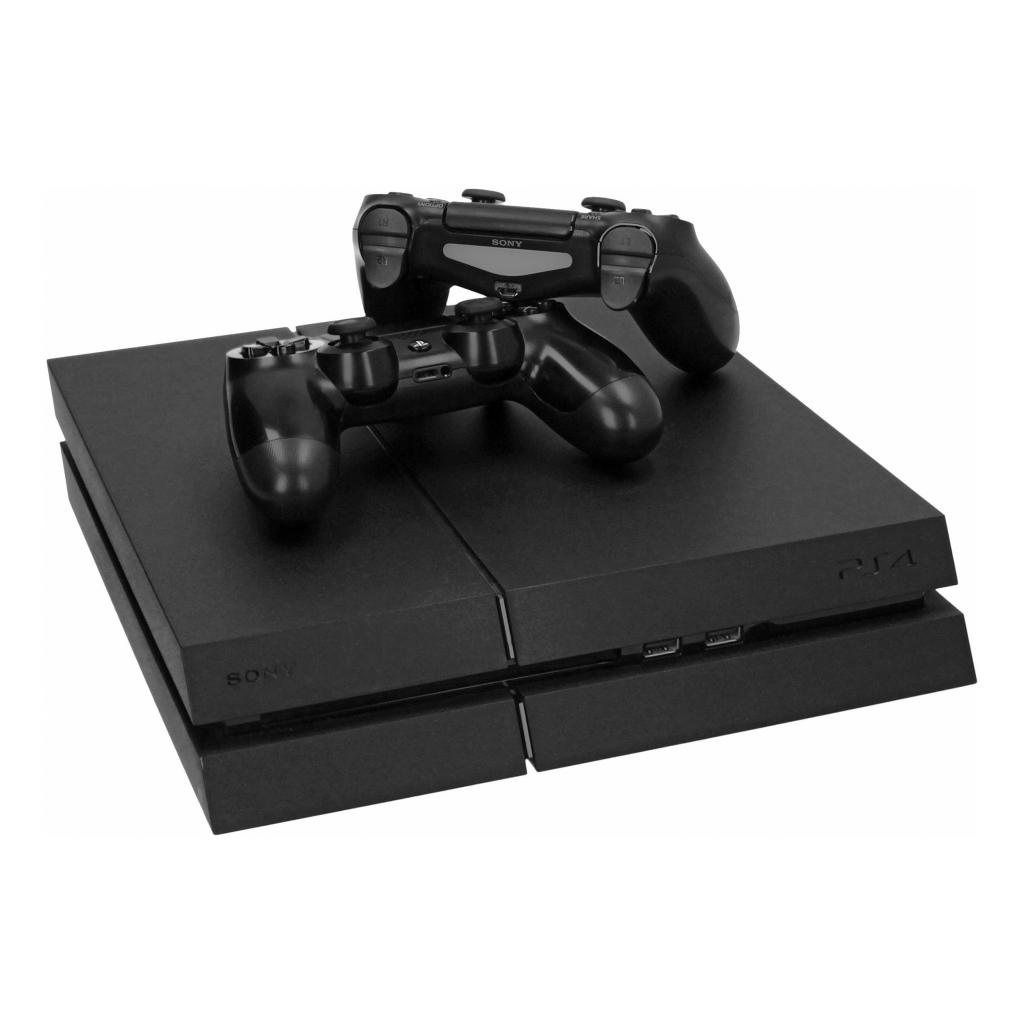 Sony PlayStation 4 Ultimate Player Edition - 1TB - inkl. 2 Controller schwarz