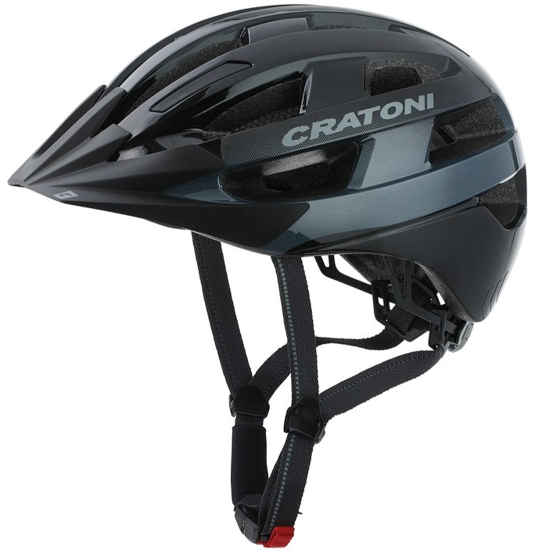 Cratoni Fahrradhelm City-Fahrradhelm Velo-X