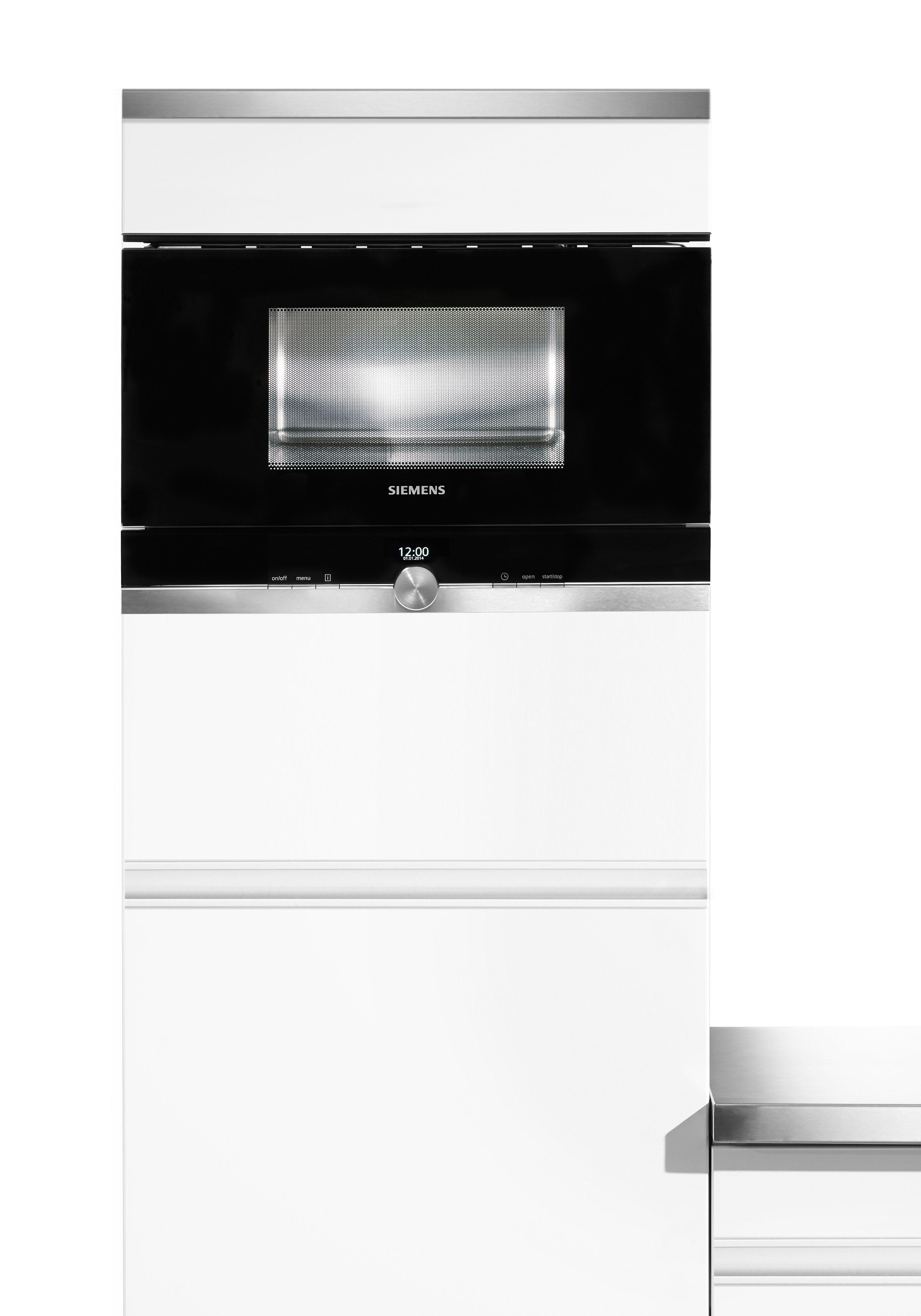 SIEMENS Einbau-Mikrowelle BE634RGS1, Mikrowelle-Grill, 900 W