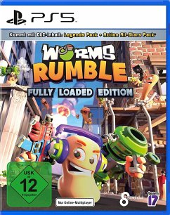 Worms Rumble (Playstation5)