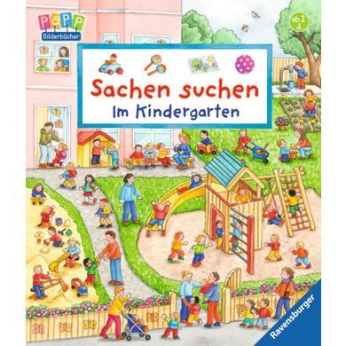 Ravensburger  Sachen suchen: Im Kindergarten