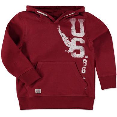 Staccato  Boys Kapuzensweatshirt red - rot - Gr.Kindermode (2 - 6 Jahre) - Jungen