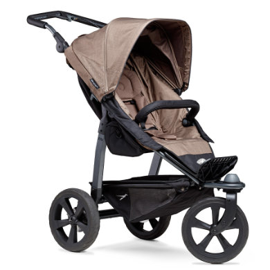 tfk Kinderwagen Mono Eco Braun