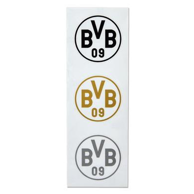 BVB-Aufkleber 3er-Set