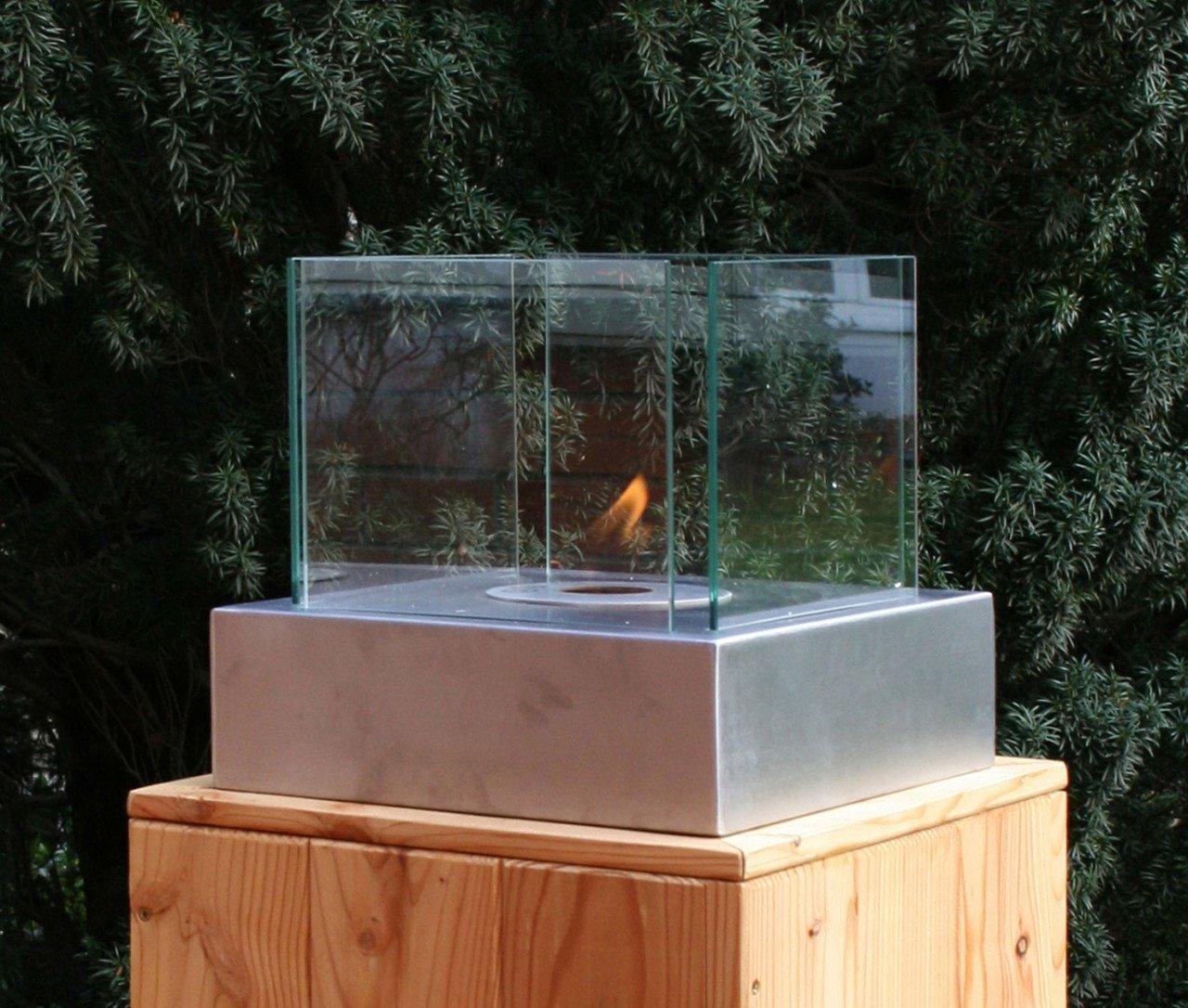 Bio-Ethanol-Kamin Etna, 30x30x30 cm
