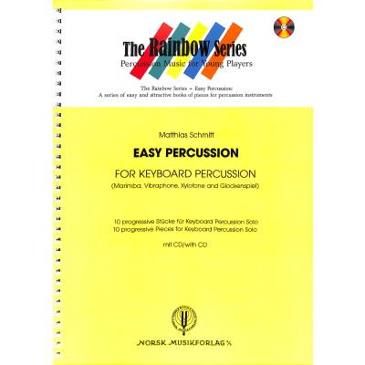 EASY PERCUSSION FOR KEYBOARD PERCUSSION