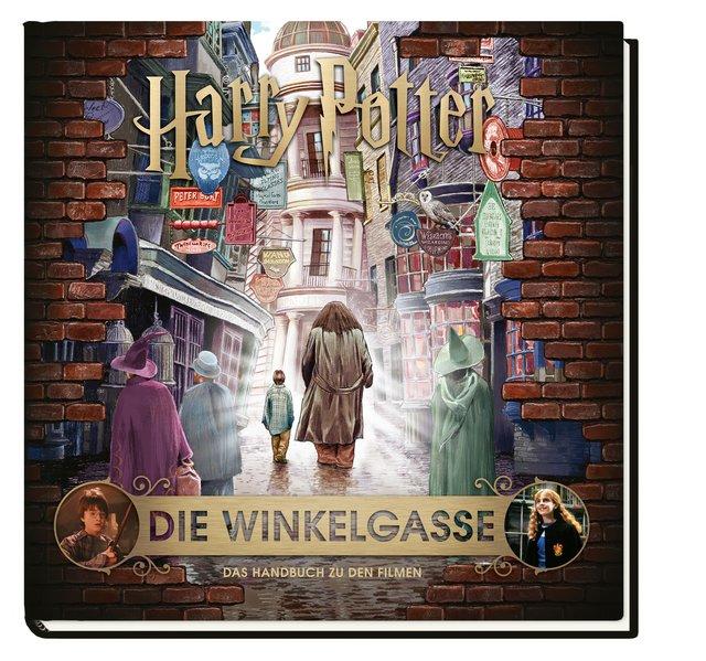 Harry Potter: Die Winkelgasse - Das Handbuch zu den Filmen - Jody Revenson  [Gebundene Ausgabe]