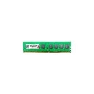 Transcend - DDR4 - 4 GB - DIMM 288-PIN - 2133 MHz / PC4-17000 - CL15 - 1.2 V - ungepuffert - nicht-ECC - für Gigabyte GA-X99, GA-X99-Gaming 5, GA-X99-Gaming 7, GA-X99-Gaming G1, GA-X99M-Gaming 5