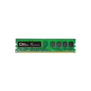 Coreparts MicroMemory - DDR2 - 1 GB - DIMM 240-PIN - 800 MHz / PC2-6400 - ungepuffert - non-ECC - für HP Business Desktop dc7800, Pavilion a6142, a6155, HPE Compaq Business Desktop dc7700 (MMH0029/1024)