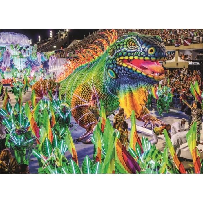 Jumbo - Karneval in Rio - 1000 Teile