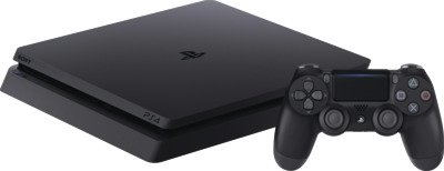 Sony Playstation 4 PS4 slim Konsole 500 GB (CUH-2216A), jet black