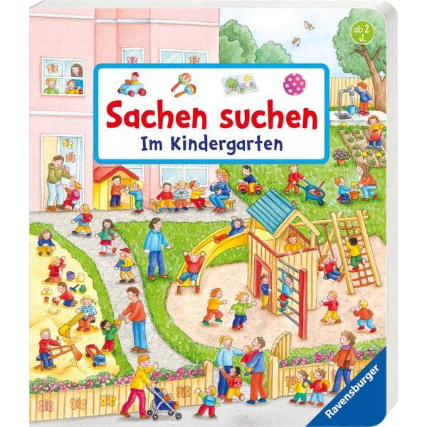 Ravensburger - Sachen suchen im Kindergarten