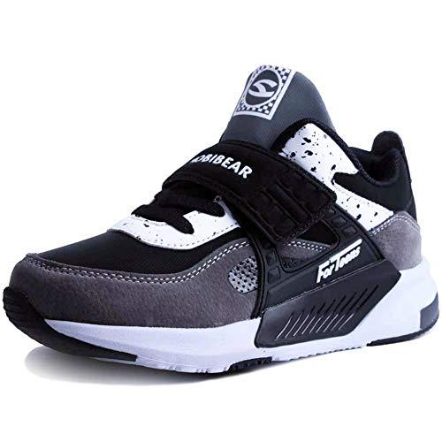 Sneaker Kinder Schuhe Jungen Sportschuhe Mädchen Kinderschuhe Outdoor Basketball Schuhe Sportart Turnschuhe Hallenschuhe Sport Schuhe Mädchen Laufschuhe für Unisex-Kinder