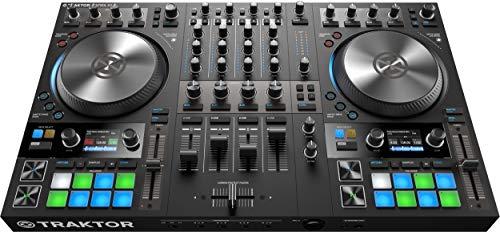Native Instruments Traktor KONTROL S4 MK3 | DJ-Controller | NEU