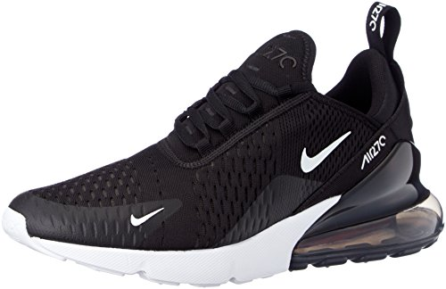 size 40 33529 d053e Nike Herren AIR MAX 270 Sneakers, Mehrfarbig (Black/Anthracite/White/Solar