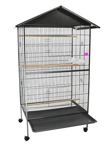 Merschbrock Trade GmbH Vogelkäfig, große Vogelvoliere