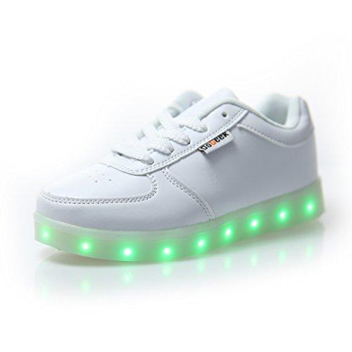 release date 98840 f53fc Led Schuhe schon beim ersten Kauf auf Rechnung kaufen