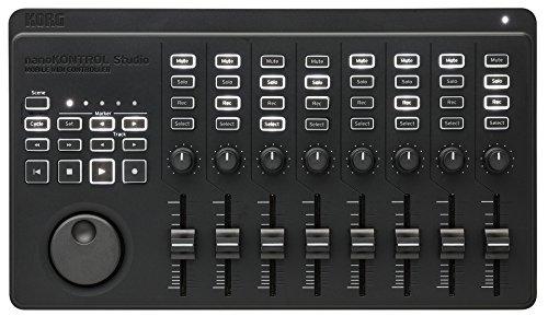 KORG nanoKONTROL Studio-Midi-Controller