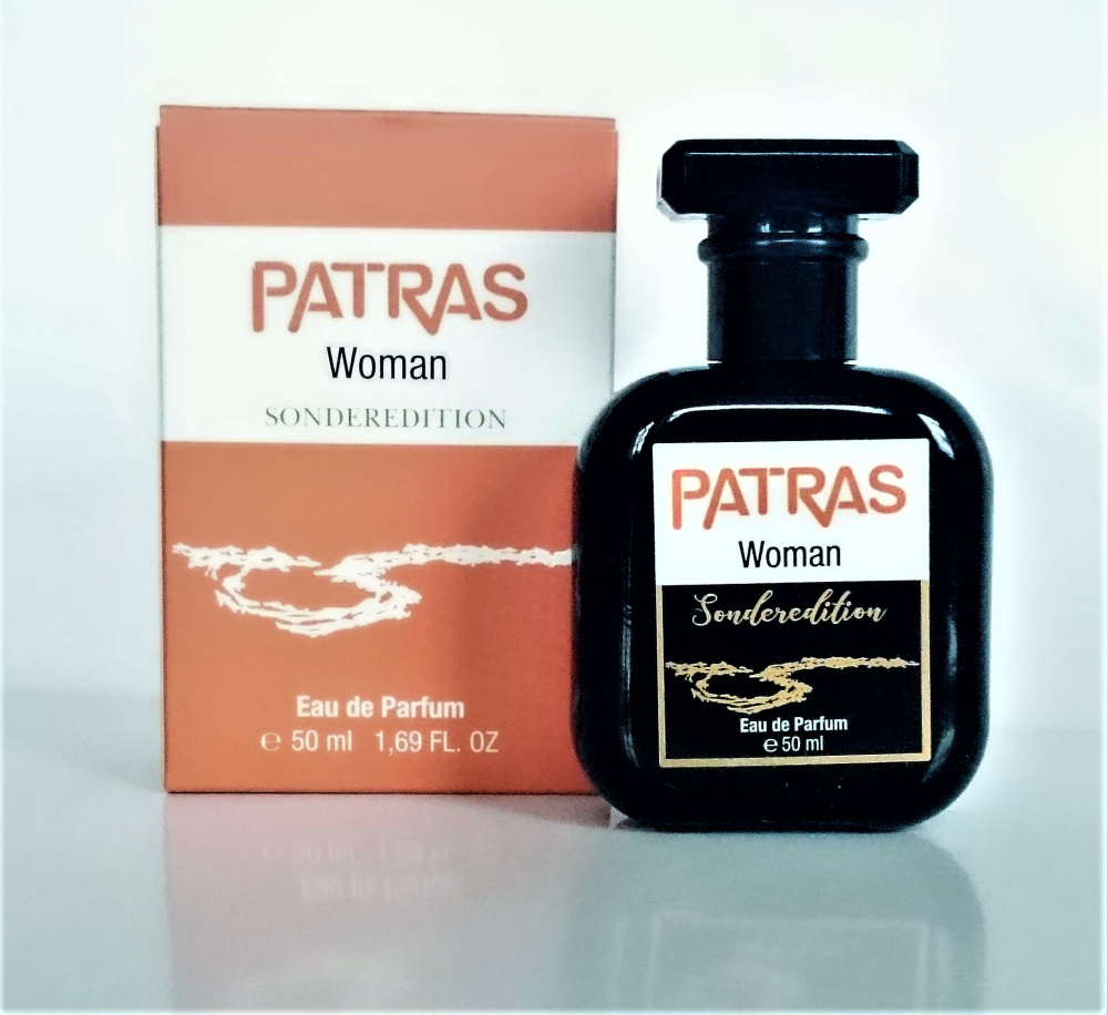 Parfüm 'PATRAS WOMAN Sonder Edition' Parfum für Sie