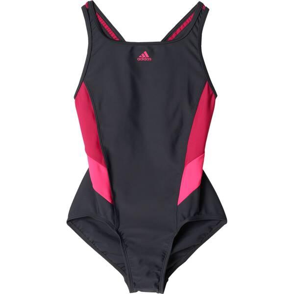 ADIDAS Kinder Badeanzug Essence Flare Colorblocked Badeanzug