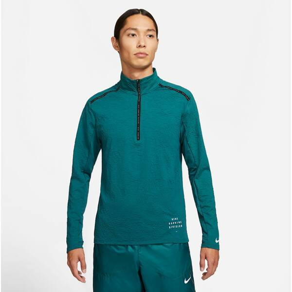 NIKE Nike Laufshirt 'Nike Dri-Fit Run Division'