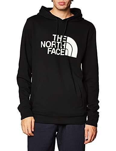 THE NORTH FACE - Half Dome Pullover Hoodie Herren aus Nachhaltiger Baumwolle - Schwarz, L