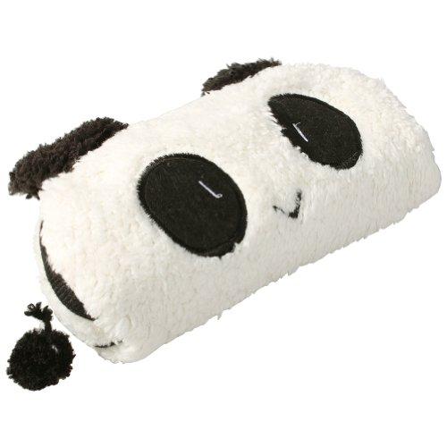Bei Wang Schul-/Bürobedarf Federmäppchen Kosmetikbeutel, süßer Plüsch-Panda Panda