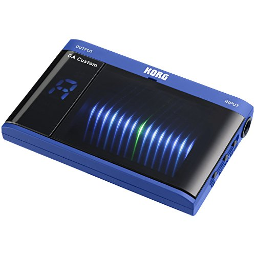 KORG Pocket Tuner blau