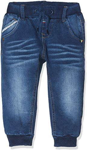 NAME IT Jungen NMMBOB DNMTOLLY 2160 Pant NOOS Jeans, Blau (Medium Blue Denim Medium Blue Denim), (Herstellergröße: 92)