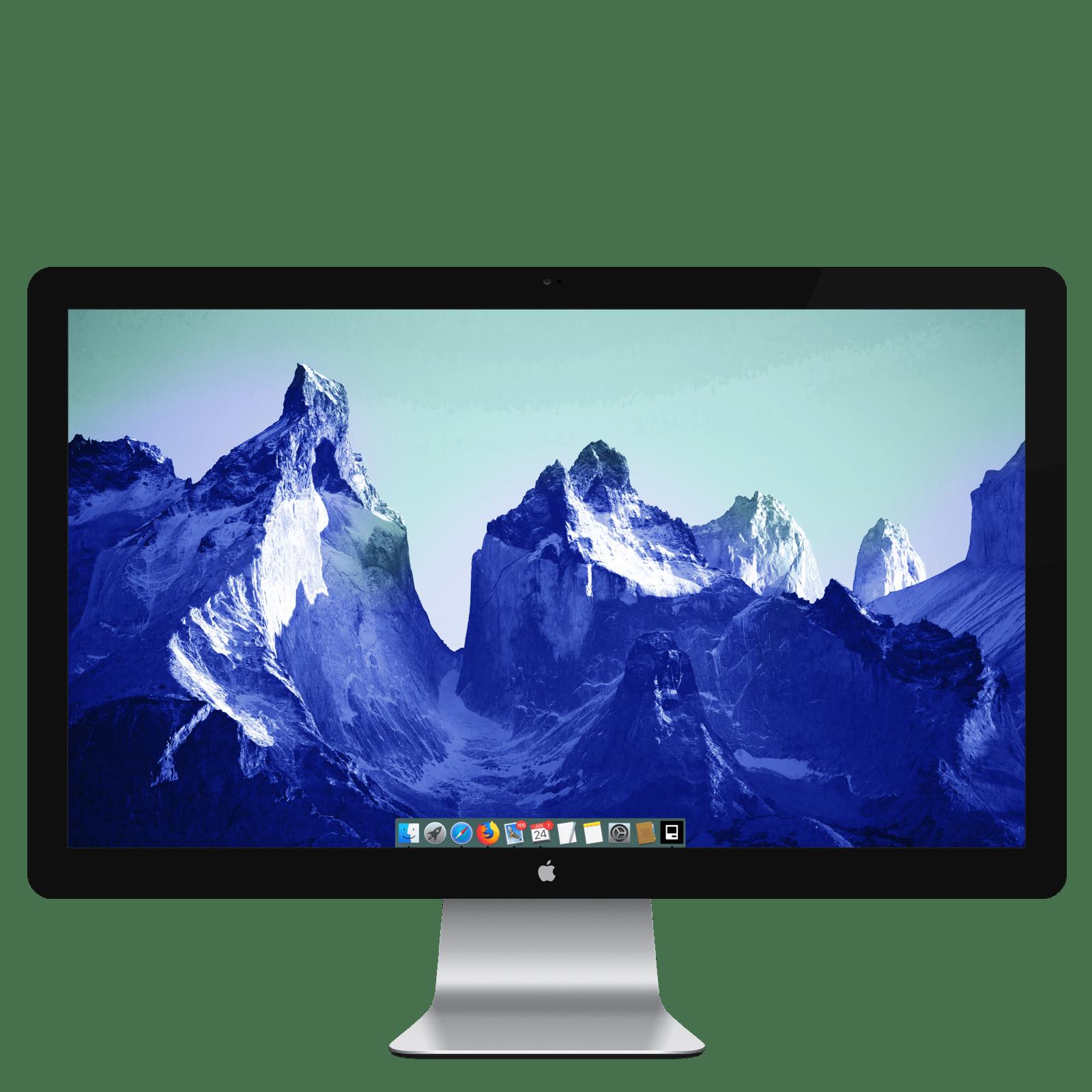 Apple Thunderbolt Display 27' Monitor