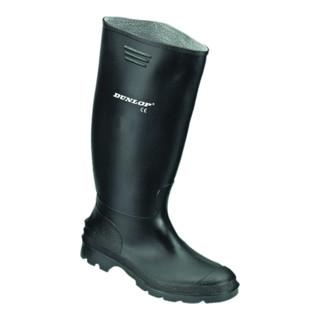 Dunlop Pricemaster Gummistiefel schwarz Größe 37