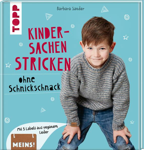 Kindersachen stricken ohne Schnickschnack