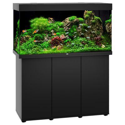 Juwel Aquarium Kombination Rio 350 LED SBX - schwarz