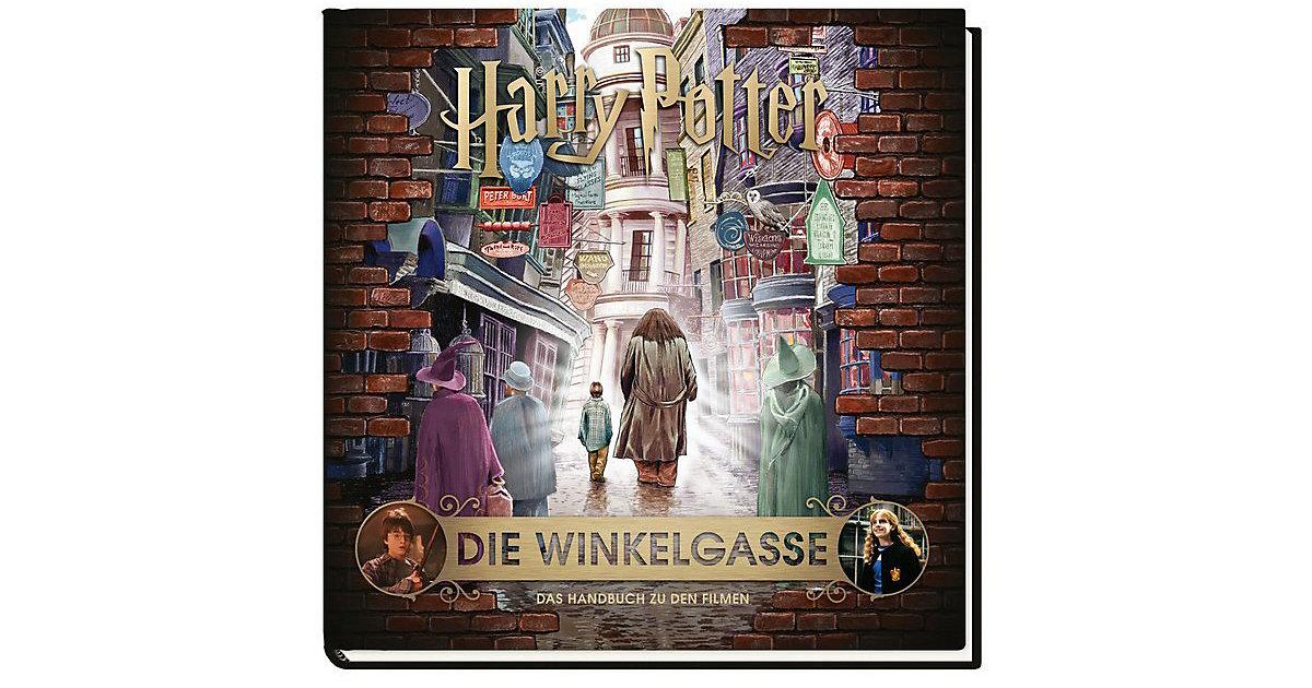 Buch - Harry Potter: Die Winkelgasse - Das Handbuch zu den Filmen