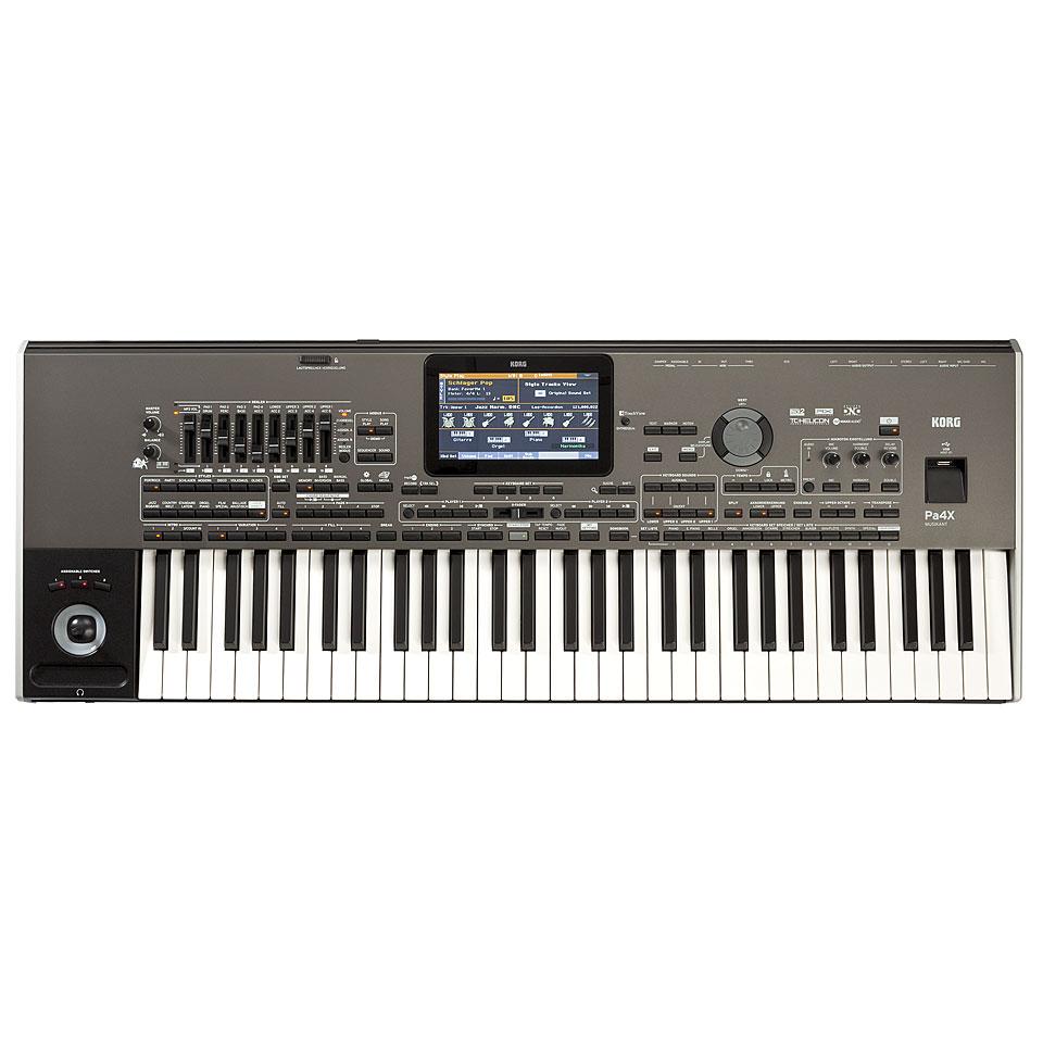 Korg Pa4X Musikant 61 Keyboard