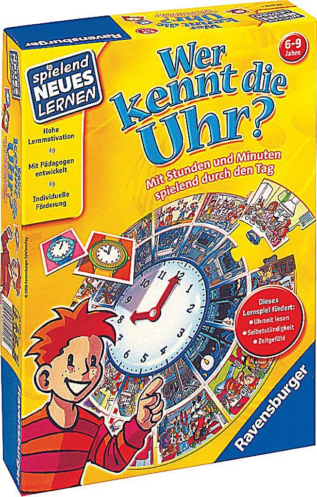 Ravensburger - Spielend Neues Lernen \