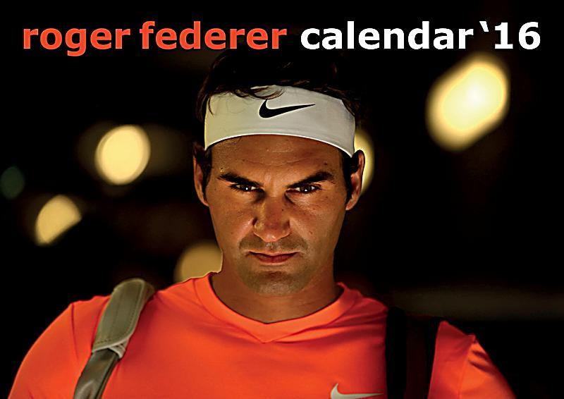 Roger Federer Kalender 2016