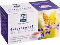 BADERS Apotheken Tee Gelassenheit Filterbeutel
